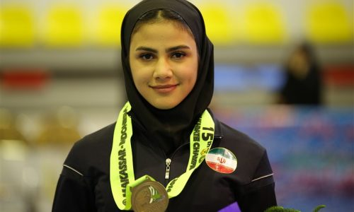 کاراتهکای گیلانی تیم ملی جوانان: هدفم کسب طلای المپیک است