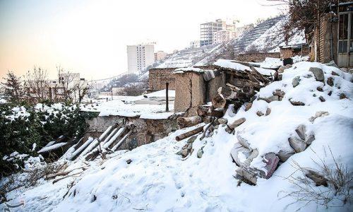 ۱۴ استان کشور منتظر کولاک، برف و باران باشند