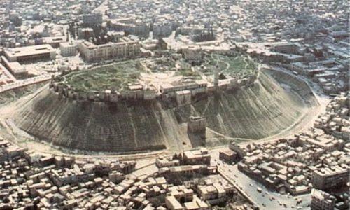 ارتش سوریه به قلعه تاریخی حلب رسید