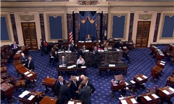 سنای آمریکا امشب تمدید تحریمهای ایران را به رأی میگذارد