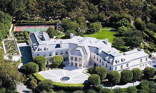 جنجال خرید یک کاخ ۱۶۰ میلیون دلاری از سوی دیوید بکام و همسرش