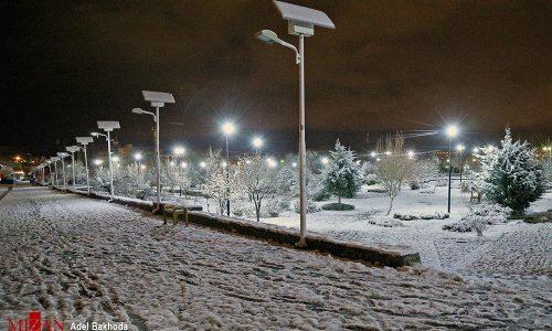 آغاز بارش برف و باران از فردا