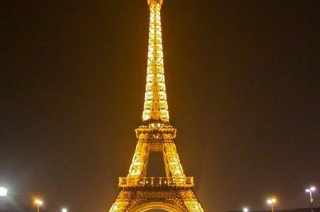 برج ایفل تعطیل شد