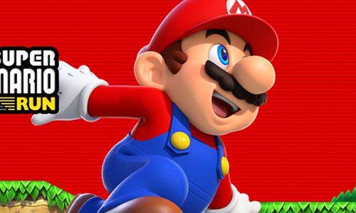 سوپر ماریو ران رکورد بیشترین دانلود در روز عرضه را شکست