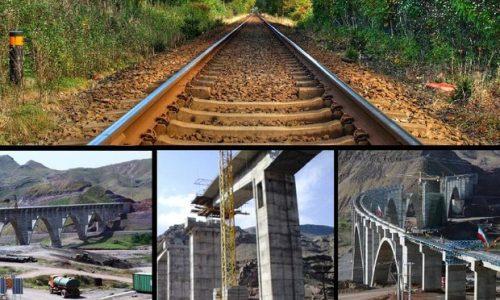پازل ریلی خلیجفارس-خزر تکمیل نشد؛ قطاری که به مرز آستارا نرسید