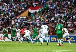 موافقت عربستان با برگزاری بازی در خاک عراق