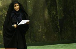 توصیه لاریجانی برای سلامت جسم و روان نماینده زن مجلس