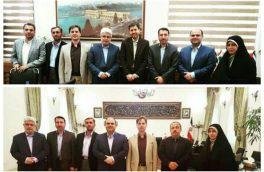 نتیجه سفر اعضای شورای پنجم رشت به اصفهان و قزوین و مذاکره با شهرداران این دو شهر از زبان دو عضو شورا