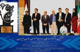 کسب مقام برتر جشنواره جایزه ملی روابط عمومی توسط روابط عمومی دانشگاه گیلان