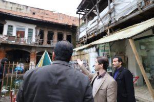 تلاش شورا برای تامین اعتبار مرمت کاروانسراهای رشت