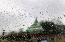 کاهش ۲۲ درصدی بارش باران در گیلان