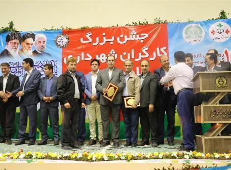 گزارش تصویری از جشن بزرگ شهرداری لاهیجان به مناسبت نیمه شعبان و روز جهانی کار و کارگر