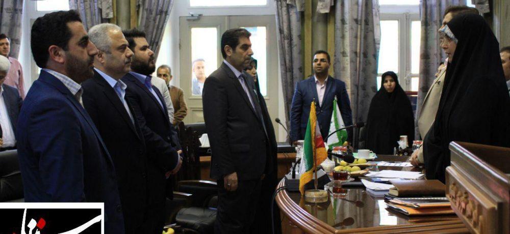 گزارش تصویری از چهل و پنجمین جلسه شورای شهر رشت