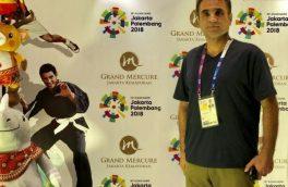 مهرداد شیرازی به عنوان نایب رئیس کمیته فنی فدراسیون ووشو اسیا منصوب گردید