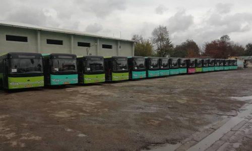 فرایند ورود ۲۰ دستگاه اتوبوس به ناوگان حمل و نقل شهری رشت تکمیل شد / پارسا: باید از تمام ظرفیت ها برای بهبود سیستم حمل و نقل درون شهری استفاده کنیم