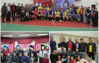 پوریا همتی: سومین گردهمایی بزرگ دانش آموختگان دبیرستان ماندگار شهید دکتر بهشتی رشت و تجلیل از دبیران ماندگار برگزار شد