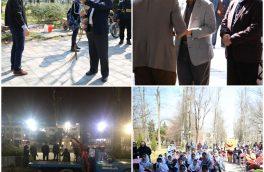 سازمان سیما و منظر و فضای سبز شهری شهرداری رشت، سازمان پیشرو در استقبال از بهار