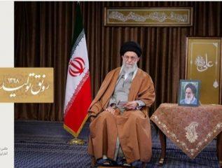 حضرت آیتالله خامنهای رهبر انقلاب اسلامی در پیامی بهمناسبت آغاز سال ۱۳۹۸، سال جدید را سال «رونق تولید» نامگذاری کردند