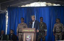 ارتش جمهوری اسلامی ایران نماد عزت و اقتدار ملی است