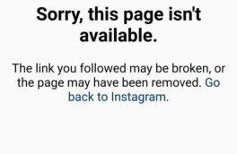 همراهی اینستاگرام با سیاست های تحریمی امریکا علیه سپاه/صفحه سردار سلیمانی از دسترس خارج شد