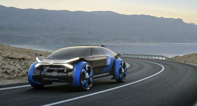 (تصاویر) خودرو جدید سیتروئن مرزها را جا به جا میکند!