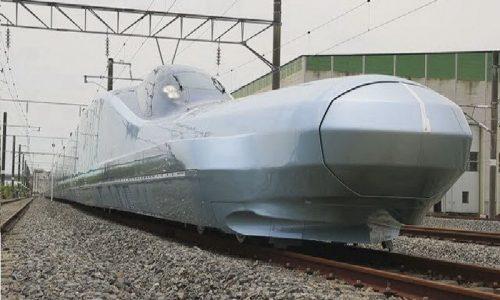 رونمایی از سریع ترین قطار جهان