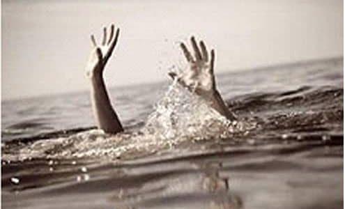 غرق شدن دختری در دریای خزر