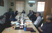 نشست تخصصی مدیرکل بهزیستی گیلان با معاونت هماهنگی موسسات غیردولتی و مشارکت های مردمی و اشتغال
