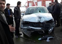 تصادف مرگبار در چابکسر
