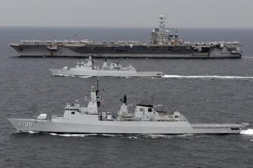 سلاح و برگ برنده ایران در جنگ دریایی با آمریکا
