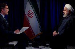 روحانی: توپ در زمین آمریکاست