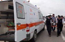 نجات زن ۶۸ ساله در ایستگاه قطار لوشان گیلان