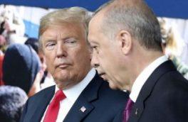 اعلام «وضعیت اضطراری ملی» در آمریکا به دلیل عملیات ترکیه/ دعوای ترکیه و آمریکا بالا گرفت/ دو وزارتخانه و سه وزیر ترکیه زیر تیغ تحریم