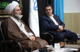 رحمانی وزیر صنعت در دیدار با آیت الله فلاحتی نماینده ولی فقیه در گیلان: روند مثبت تولید در کشور تداوم خواهد داشت