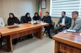 بازدید دکتر حسین نحوی نژاد از اداره بهزیستی شهرستان آستارا