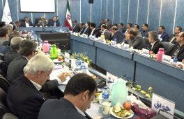 نشست روسای مناطق ۳۴ گانه ی آموزش و پروش با حضور وزیر