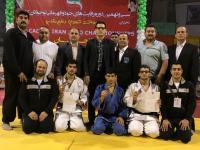 جودوکاران گیلانی سه مدال مسابقات نوجوانان کشور را کسب کردند