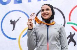 افزایش شانس حضور بانوی کاراته کار گیلانی در المپیک