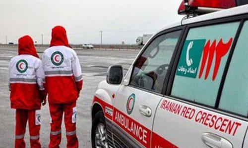 امدادرسانی هلال احمر گیلان به سه گردشگر در ارتفاعات شفت