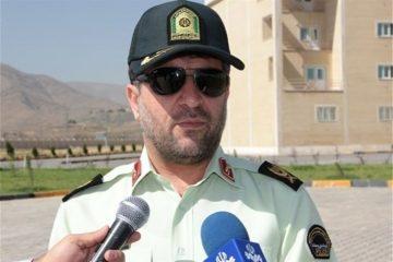 دستگیری ۱۰ نفر از اراذل و اوباش در گیلان