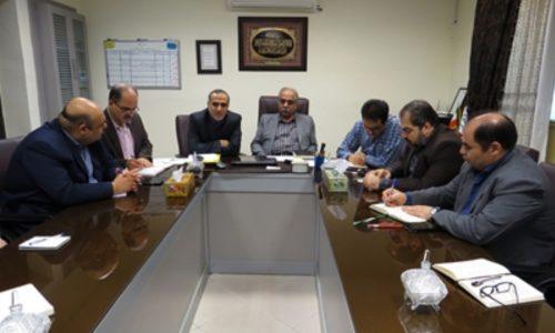 جلسه هماهنگی پیشگیری از آنفلوانزا در رشت برگزار شد