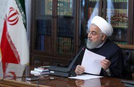 روحانی در پی دریافت گزارش وزیران کشور و بهداشت: طرح فاصلهگذاری هوشمند اجتماعی از شنبه باید با نظارت و رعایت کامل پروتکلهای بهداشتی اجرا شود