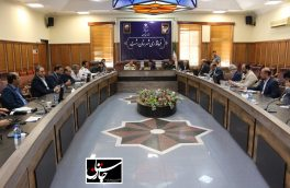 گزارش تصویری جلسه ستادگرامیداشت ارتحال حضرت امام خمینی ره درفرمانداری شهرستان رشت