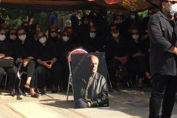 خاکسپاری سیروس گرجستانی/ «او تاوان خنداندن مخاطبان را داد»