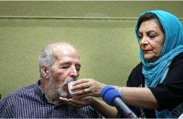 حال این بازیگر محبوب ایرانی وخیم است / همسرش درخواست دعا کرد + عکس