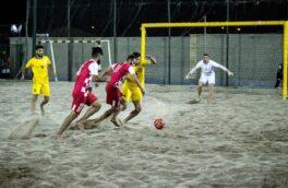 منطقه آزاد انزلی میزبان لیگ برتر فوتبال ساحلی کشور