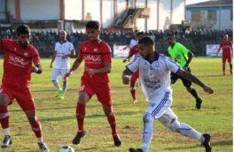 وضعیت نامناسب دو نماینده گیلان در لیگ دسته اول، پرواز بلند داماش