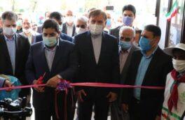 با حضور دکتر مخبر و دکتر زارع صورت گرفت؛ افتتاح مدرسه ۱۲ کلاسه شهید باهنر در بخش کوچصفهان رشت