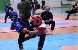 کونگ فوکاران گیلانی در مسابقات اوسیما قهرمانی کشور حضور یافتند