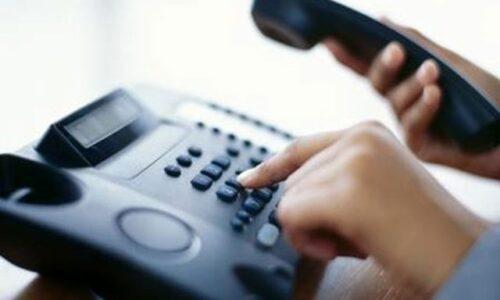 رشت؛ اختلال در خطوط تلفن ثابت